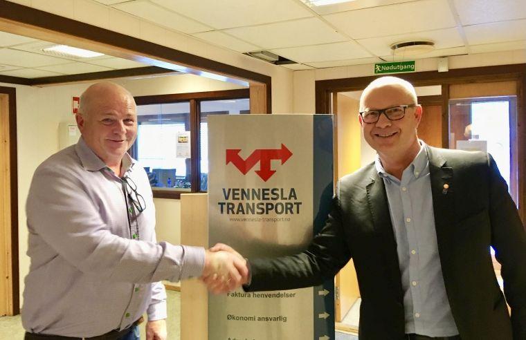 SISTE: Får Fair Transport-sertifisering